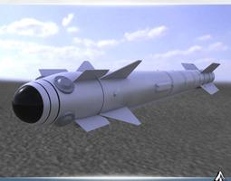 rocket rvv-md 3d model