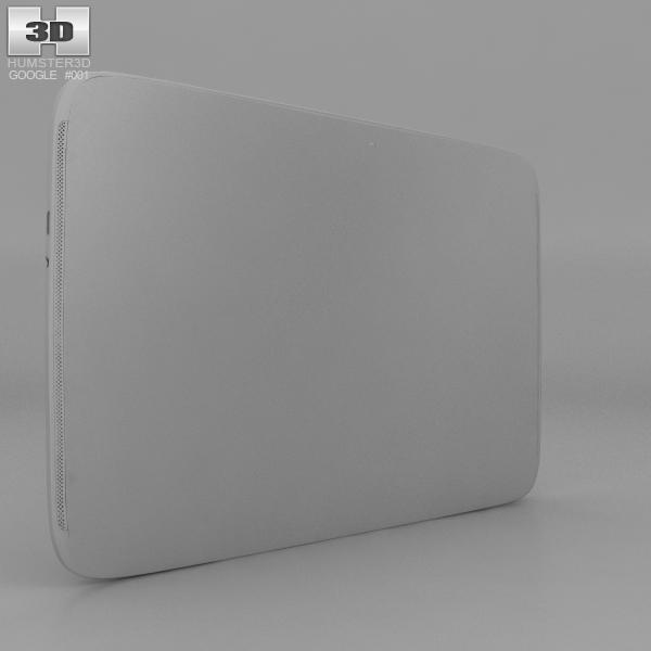 Google Nexus 10 3d Model Max Obj 3ds Fbx C4d Lwo Lw Lws
