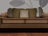 Traditional Sofa 3D Model