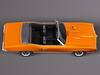 1969 pontiac gto convertible 3d model max 3ds fbx c4d lwo lw lws mtl 4