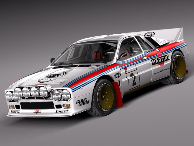 Lancia 037 1982-1983