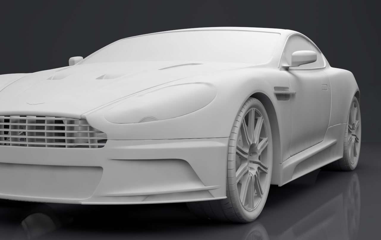 aston martin collection db5 dbs vanquish car luxury 3d models. Black Bedroom Furniture Sets. Home Design Ideas