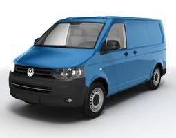 Volkswagen Transporter 2010 3D