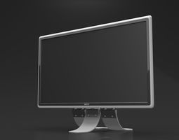hd television rigged 3d