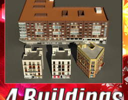 Grid_building_collection_57-60_3d_model_3ds_fbx_obj_max__758dc253-e42b-4034-aa6e-365885c6c8de