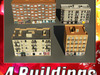 Building Collection 97-100 3D Model