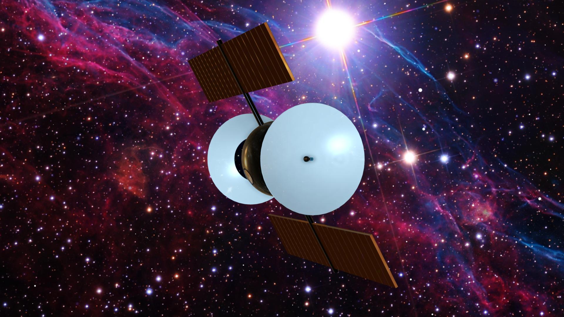 space probe models - photo #16