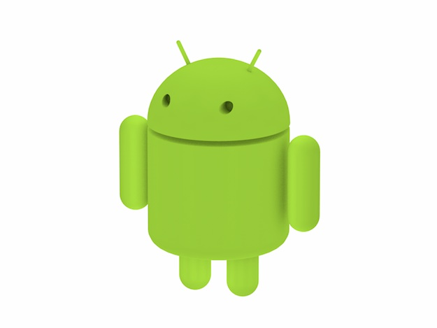 Android 3D & 2D Logo free 3D Model Game ready .c4d ...