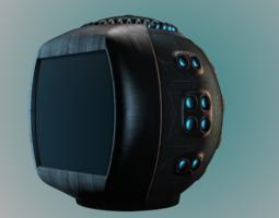 Future TV Computer 3D model