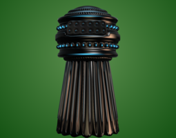 Power Source 3D Model