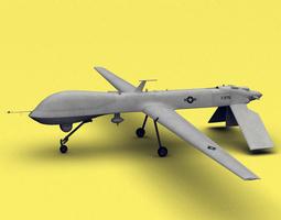 MQ-1B Predator 3D