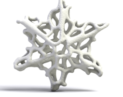 Branches 3d print models download 3d branches files - Modele d etoile a 5 branches ...