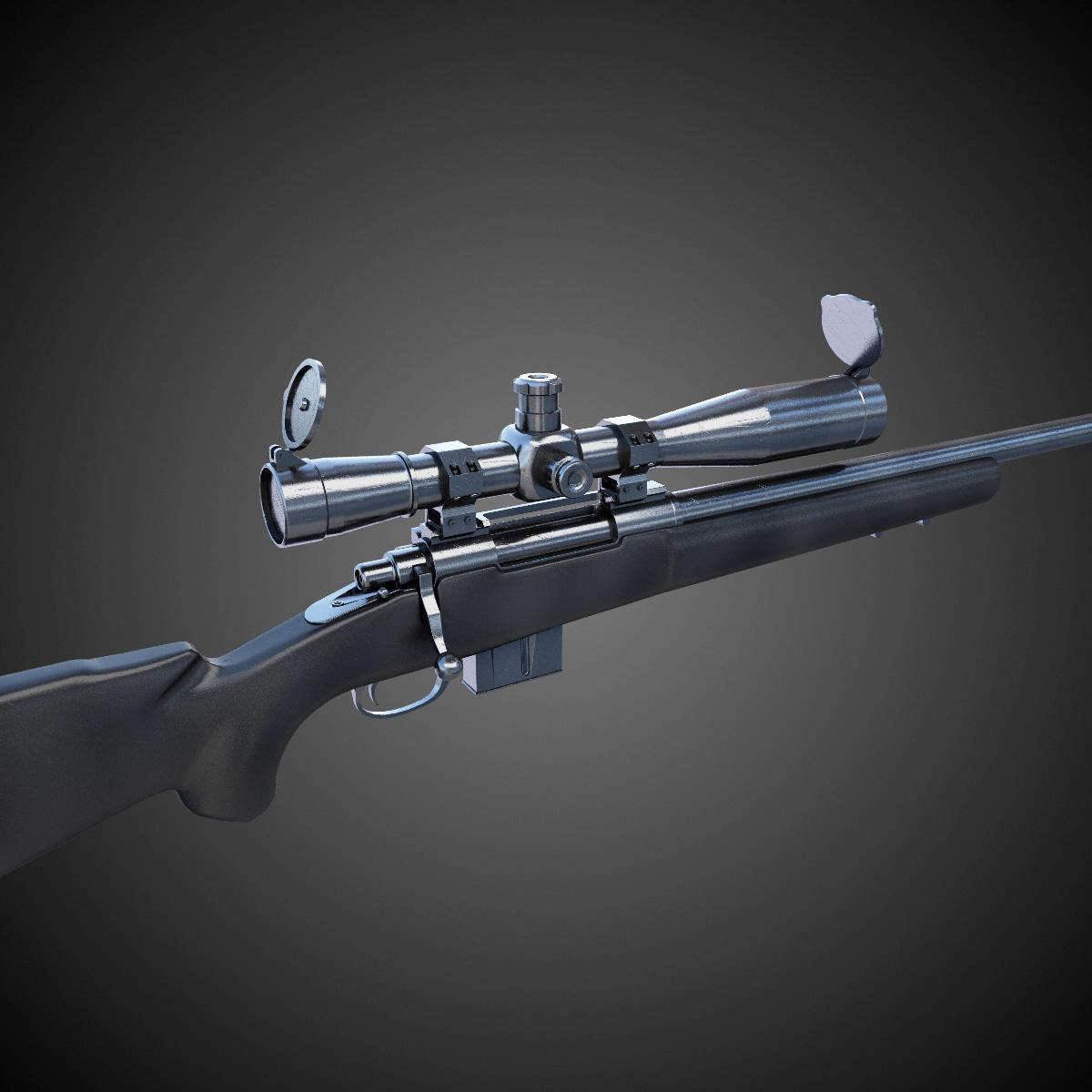 m24a2 sniper rifle - photo #32