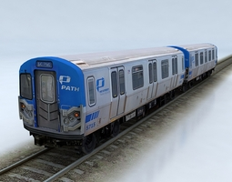 Path PA5 3D model