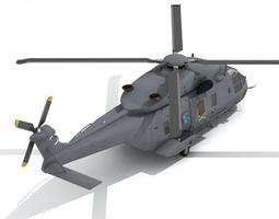 NH90 47686 3D Model