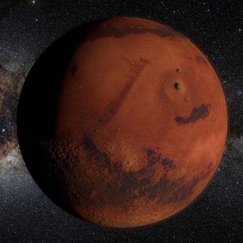 model of planet mars - photo #25