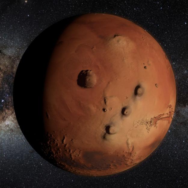 mars planet 2moons - photo #41