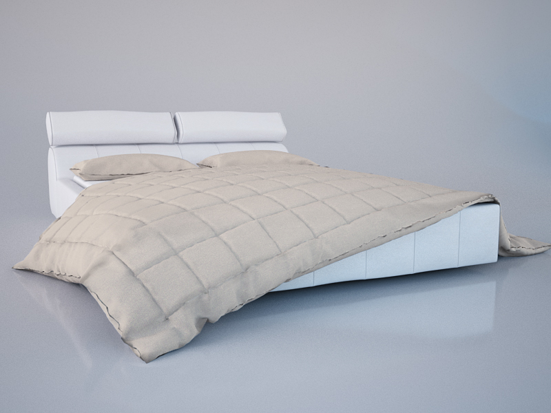 New Model Beds : ... modern bed 3d model created in 3ds max 2012 tags bed furniture sheets