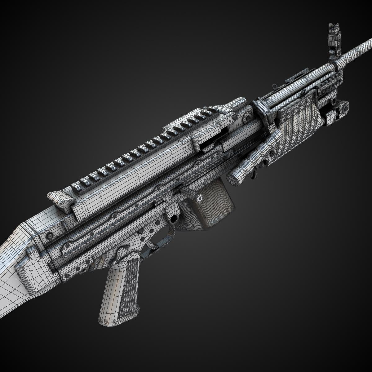MG-4 machine gun