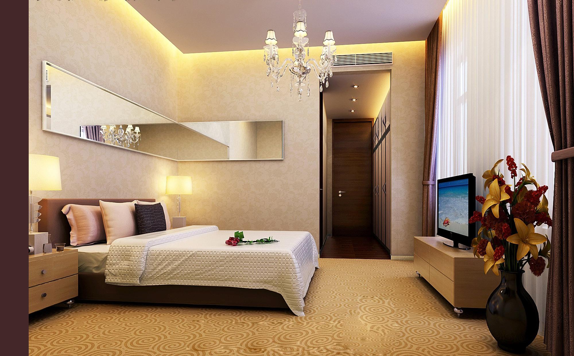 Bedroom Furniture 24 Set 3d model ...
