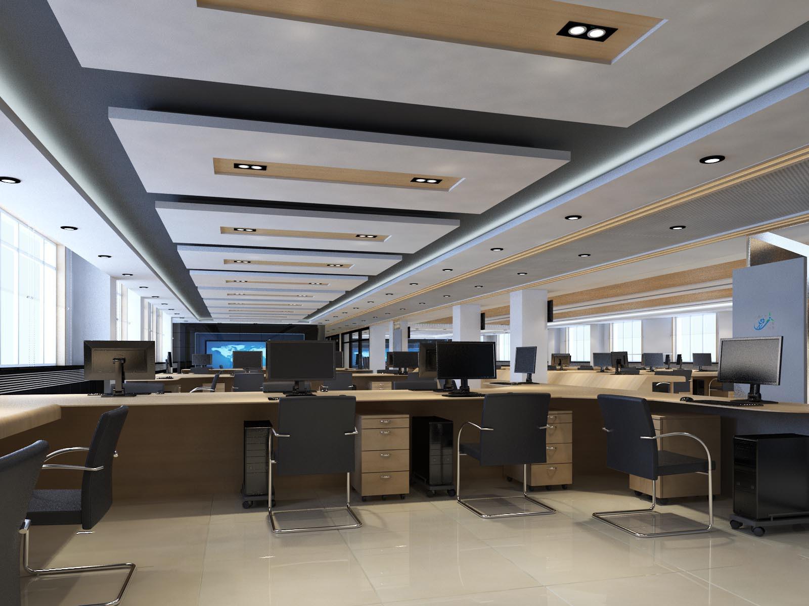 Office Room 3D model | CGTrader