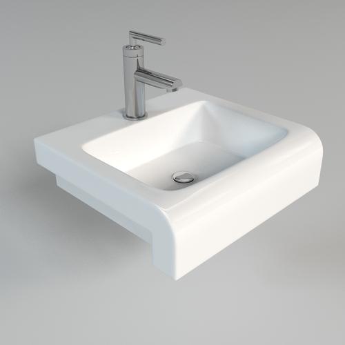 Sink 0133D model