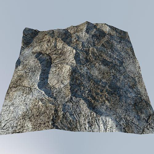 terrain 3d model max obj mtl fbx 1
