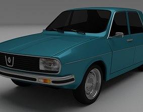 Dacia 1300 Renault 12 3D model