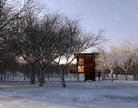 3D Architecture Challenge-shelter