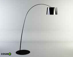 Floor lamp Twiggy 3D