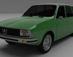 Renault 12 Dacia 1300 estate 3D model
