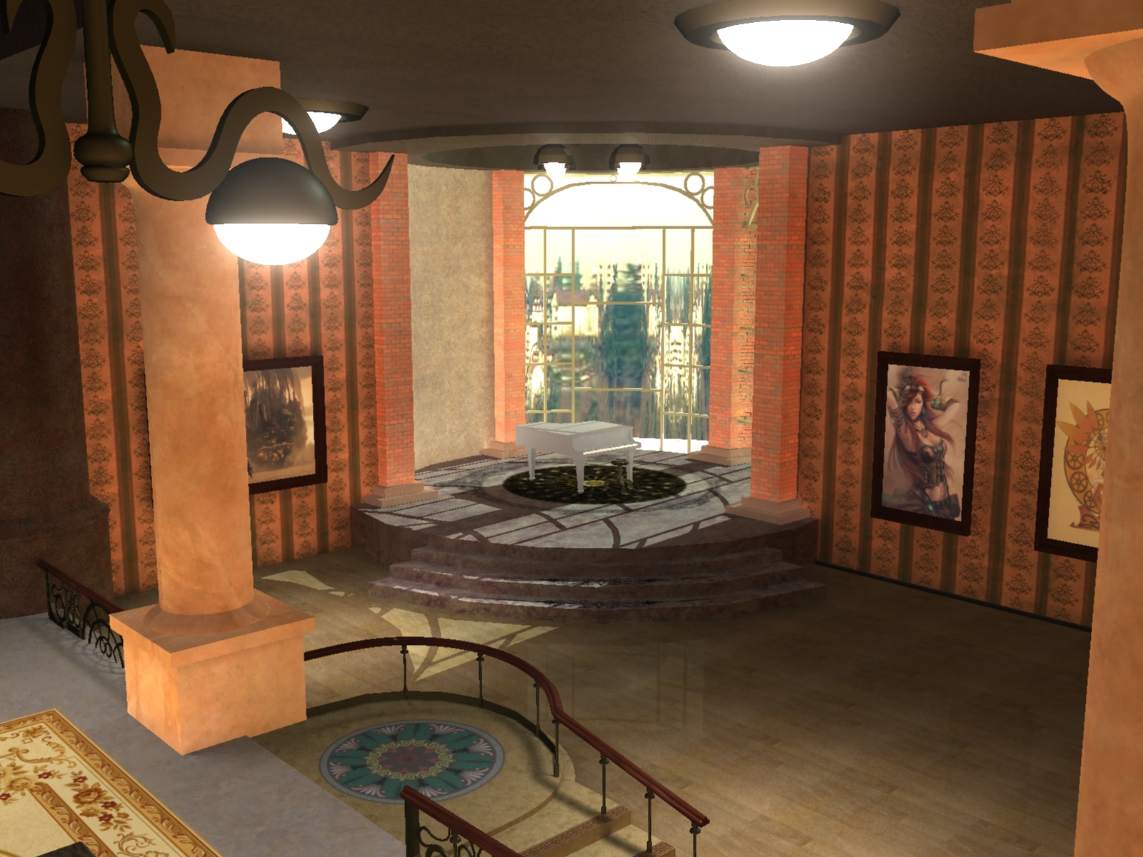 steampunk office decor. Lovely Steampunk Office Decor 77 On Home Design Apartment With R