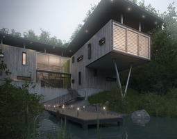 Grid_lodge_3d_model_dwg_902bf15b-87bd-4c03-be9b-3fdc7bde0798