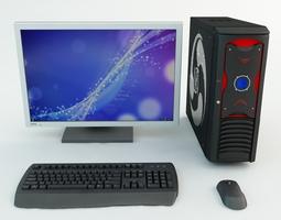 Computer PC 3D
