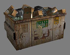 3D asset recycling bin