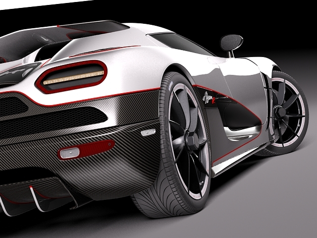 Koenigsegg Agera R 2012 3D Model .max .obj .3ds .fbx .c4d ... 2012 Koenigsegg Agera R Price