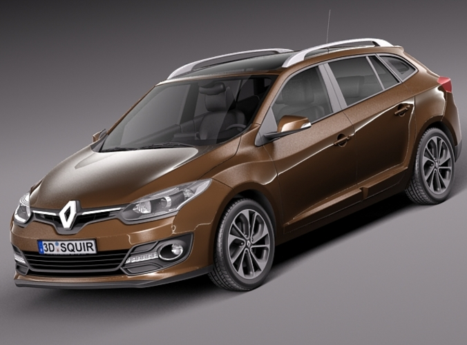 Renault Megane Estate 2014