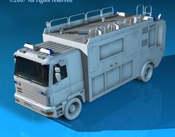 firetruck 3d