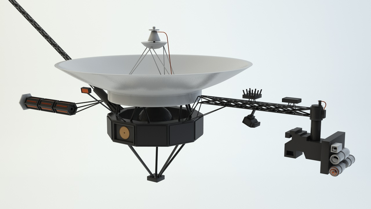 voyager 1 model - photo #9