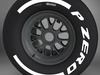 F1 tyre medium rear 3D Model