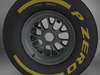 F1 tyre soft rear 3D Model