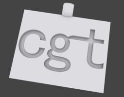 Grid_cgt_pendant_3d_model_obj_stl_44201e05-3be7-443c-b558-c03e3f5d31d8
