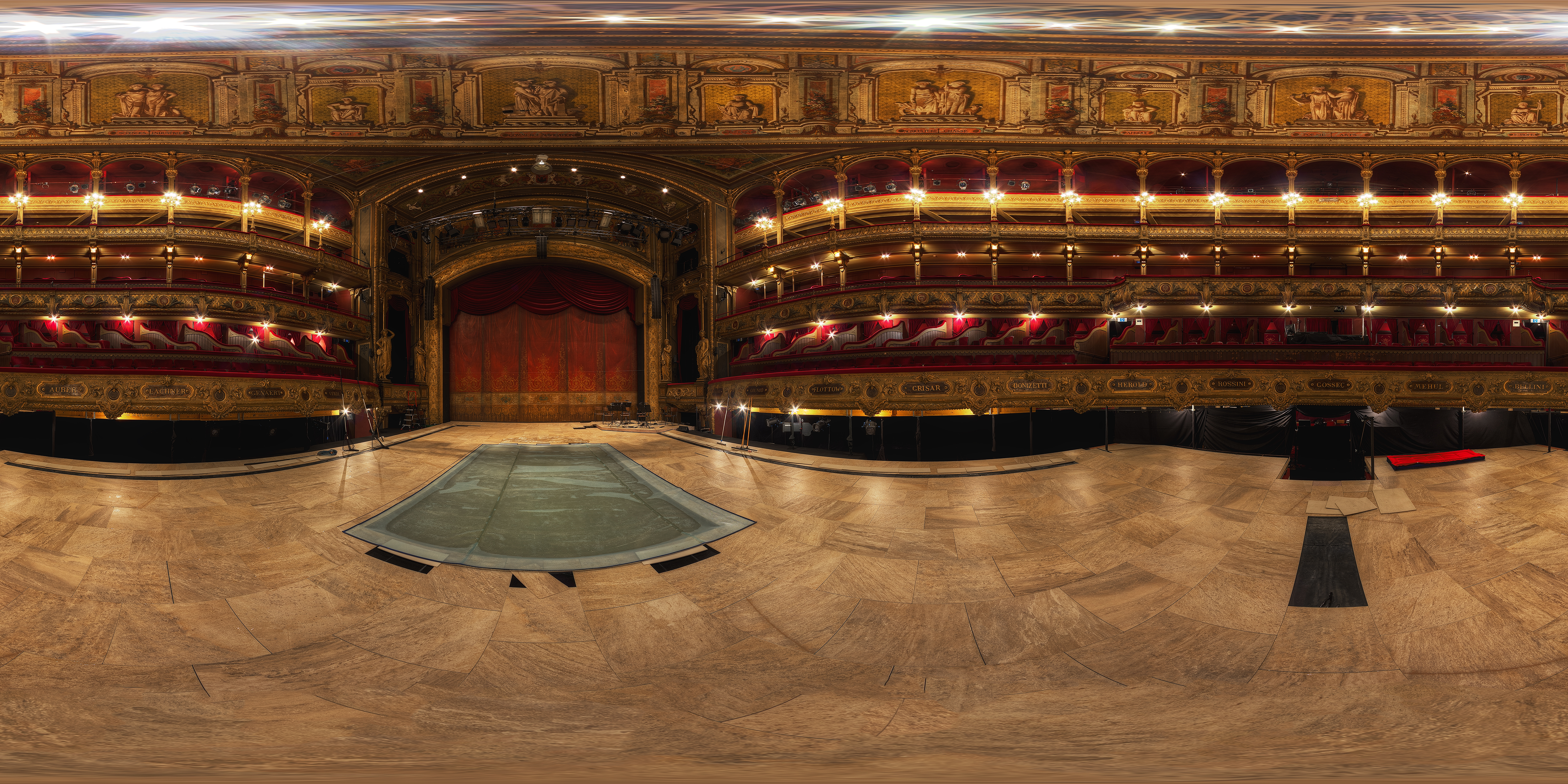 Opera House Hdri Sibl Set 3d Models Cgtrader Com