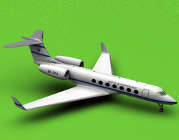 G550 State Of Kuwai 3D model