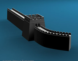 Greatwall 3D Model