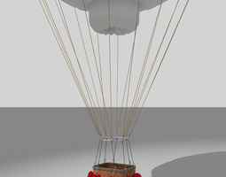3D Balloon gas