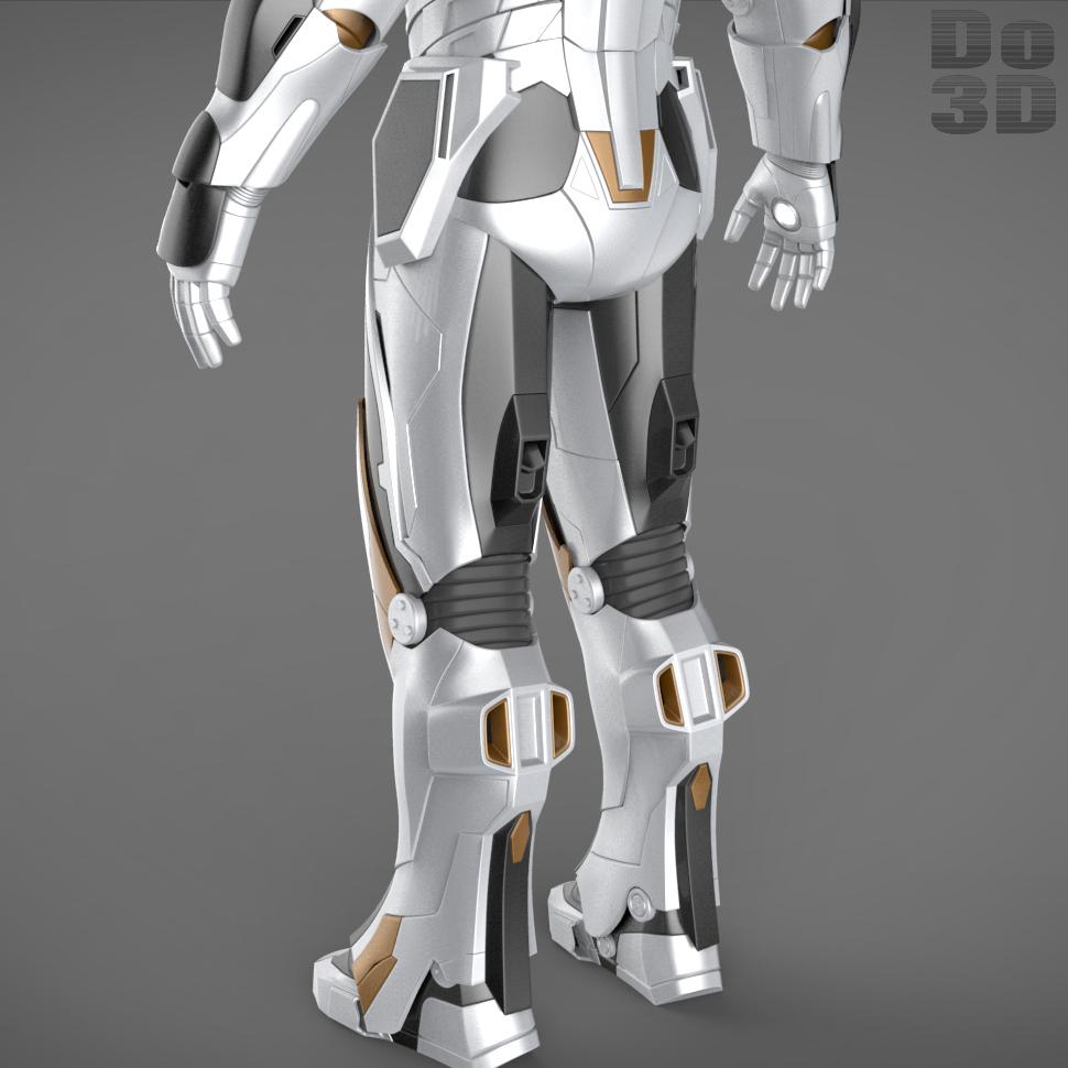 Iron Man 3 Suit - Mark...