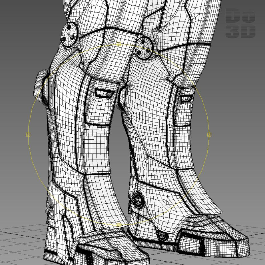 Iron man 3 suits mark 39
