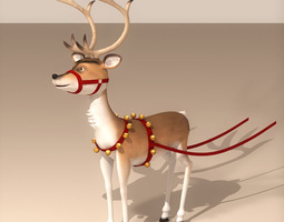 Sleigh 3d Models Download 3d Sleigh Files Cgtrader Com