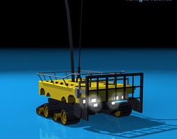 3D Seafloor ROV
